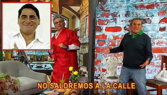 """Ollanta Humala y Alberto Fujimori: Carlos Álvarez hace parodia """"La vecindad del chino"""" (VIDEO)"""