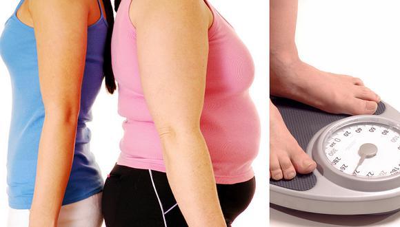 Hermanas mayores son las más propensas a tener sobrepeso