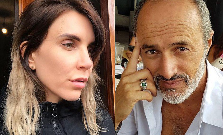 """Carlos Alcántara: Juliana Oxenford acusó de """"pobre diablo"""" a polémico cibernauta"""