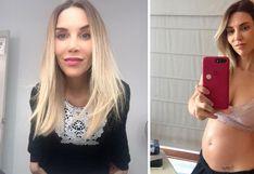 """Juliana Oxenford sensible por su embarazo: """"La maternidad es mi lado más vulnerable"""""""