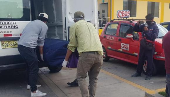 Arequipa: Mujer fue asesinada a palazos tras ser atada de pies y manos por sus vecinos; mientras que si hija de 15 años quedó gravemente herida. (Foto: Pedro Torres)