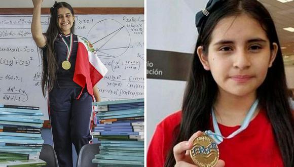 Estudiante peruana es considerada la mejor matemática de América