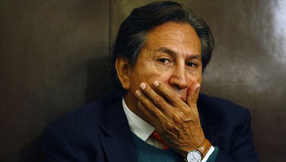 Alejandro Toledo participó en audiencia de extradición junto a su defensa. Foto: archivo GEC