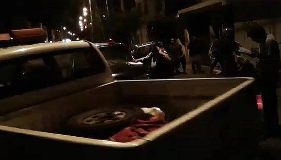 Chorrillos: Una mujer fallece en un incendio mientras dormía en su vivienda (VIDEO)