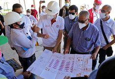 Amazonas: presentaron planos de hospitales temporales para pacientes COVID-19