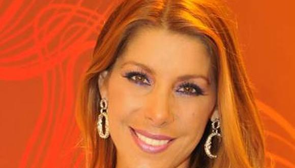 Viviana Rivas Plata ya es mamá, dio a luz a un varoncito