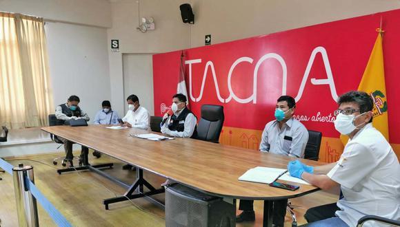Tacna: Diresa dice tener condiciones apropiadas para almacenar vacunas Sinopharm (Foto referencial: Diresa Tacna)