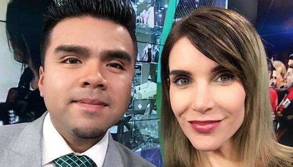 """Juliana Oxenford responde sobre cuál es su tipo de """"relación"""" con periodista"""