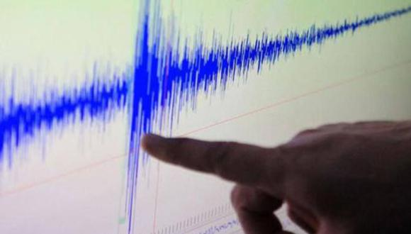 Sismo de fuerte magnitud se sintió esta noche. Foto: Andina