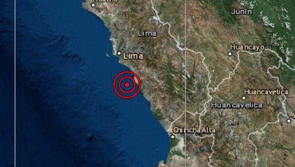 De acuerdo con el IGP, el epicentro de este movimiento telúrico se ubicó a 13 kilómetros al suroeste de Chilca, en Cañete. (Referencial/IGP)