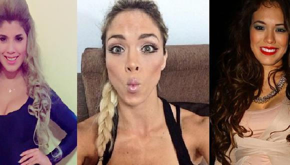 Año Nuevo: Yahaira Plasencia, Sheyla Rojas y Jazmín Pinedo enviaron sus mejores deseos por Twitter