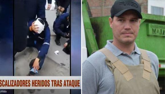 Foto y video: ATV Noticias