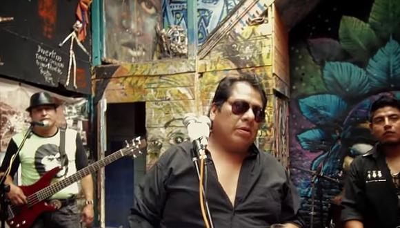 Cachuca rinde tributo a Armonía 10 con un cover