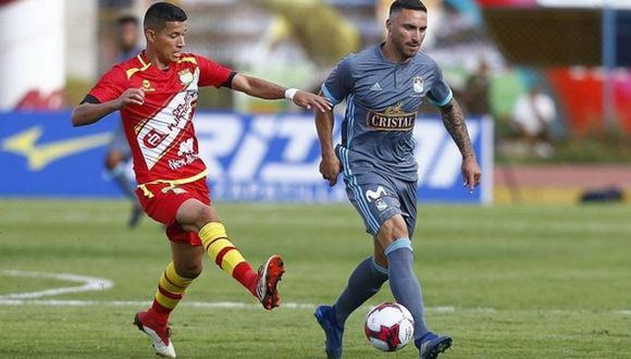 Sporting Cristal va ganando 2-0 a Sport Huancayo en su debut de la Liga 1