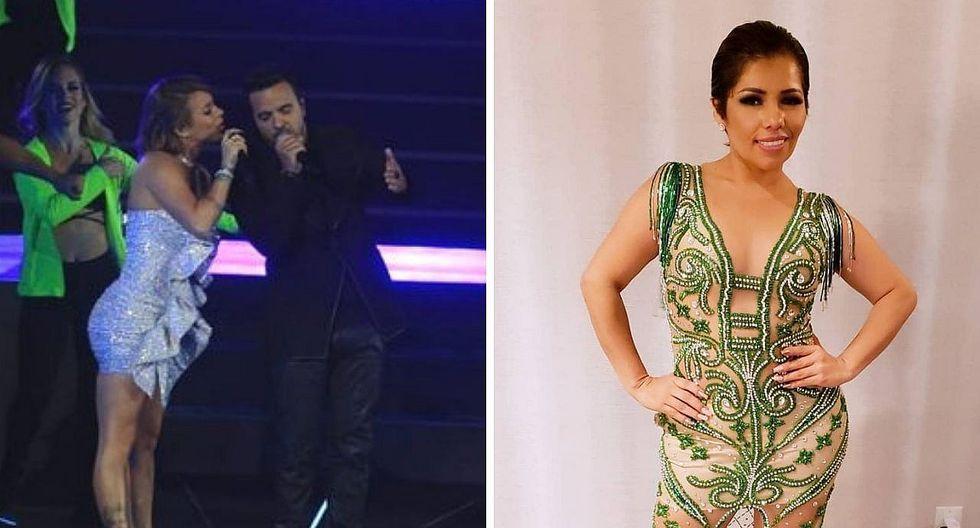 Susan Ochoa afirma que le hubiera gustado cantar con Luis Fonsi
