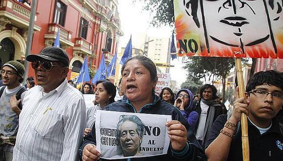 """Daniel Urresti: """"Se vienen protestas en calles porque PPK mintió al país por indulto"""""""