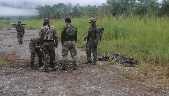 Cuatro terroristas abatidos y dos miembros de las fuerzas del orden fallecidos en un operativo contraterrorista