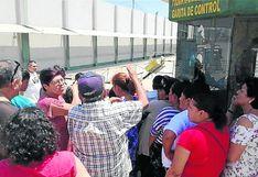 Coronavirus: INPE restringe visitas en otros 5 penales del país