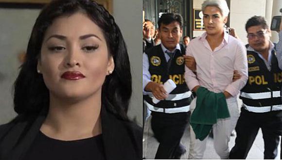 Micheille Soifer celebra la condena de cárcel del 'Zorro Zupe'