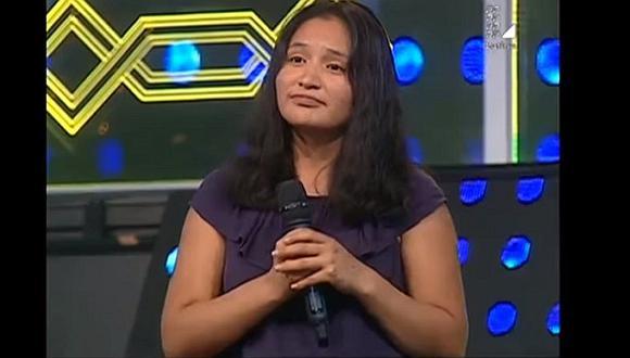 Yo Soy: concursante que llegó tímida dejó en shock con potente imitación (VIDEO)