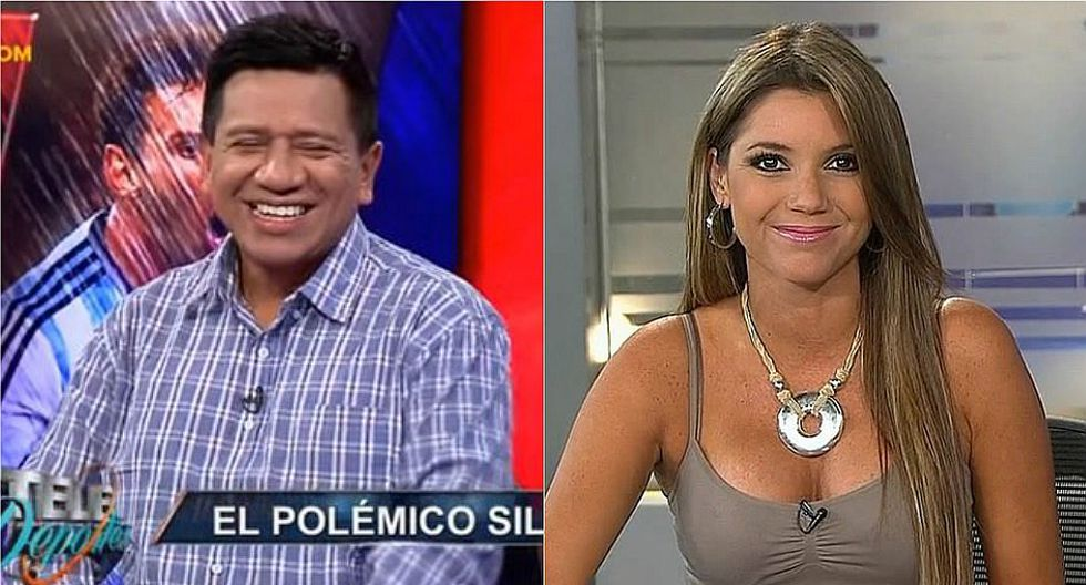 Silvio Valencia niega estar detrás de las amenazas contra Alexandra Horler