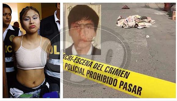 La Gata acusada de matar a joven antes que dueño de chifa y reveló por qué lo hizo