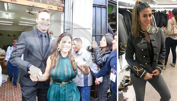 ¿Qué hizo Claudia Ramírez mientras Vanessa Terkes y George Forsyth se casaron? (FOTOS)