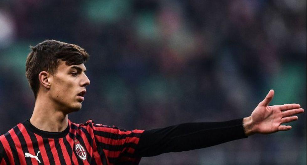 Daniel Maldini - AC Milan (AFP)