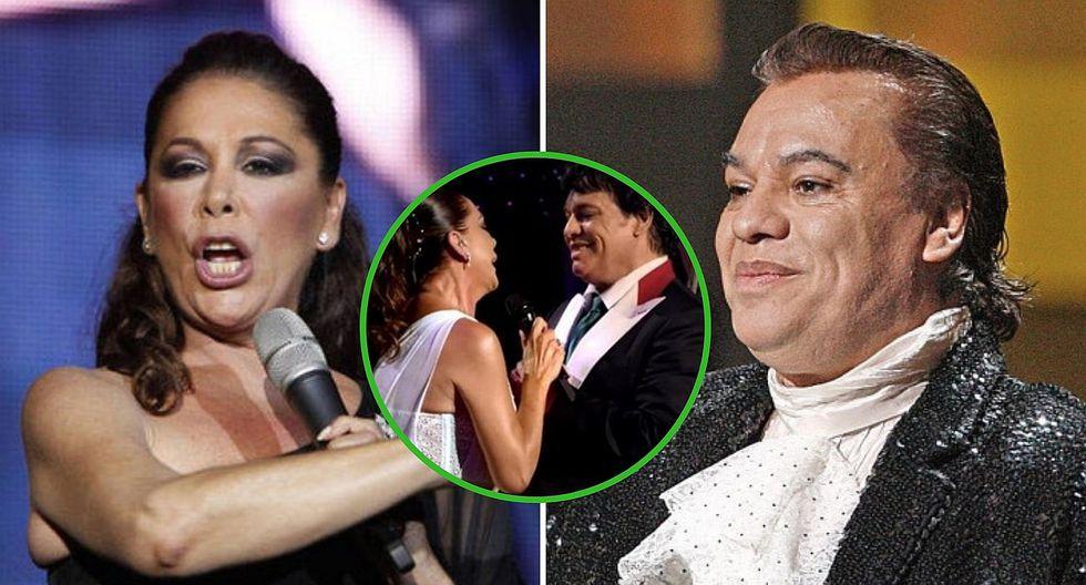 """Isabel Pantoja revela que Juan Gabriel le pidió matrimonio: """"quería que fuera su esposa"""""""
