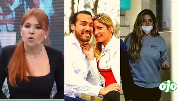 Captura:  'Magaly TV La Firme'