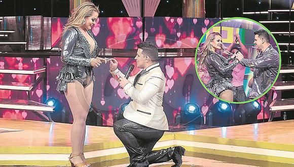 Néstor Villanueva más enamorado que nunca de Florcita: Renovaron votos matrimoniales