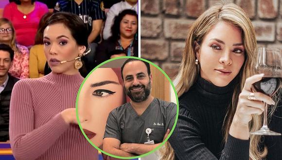 """Jazmín Pinedo critica la edad del nuevo """"galán"""" de Sheyla Rojas│VIDEO"""