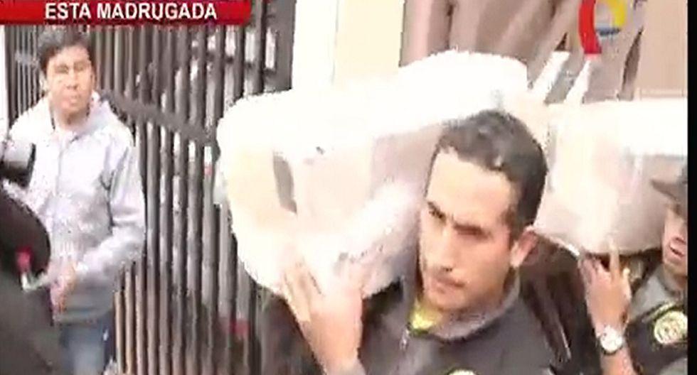 Denuncian secuestro y encuentran droga en vivienda de Pueblo Libre [VIDEO]