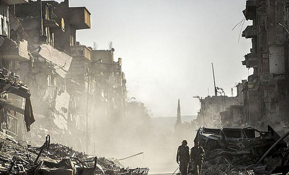 Siria: mortíferos combates en el noroeste enfrentan al régimen y yihadistas