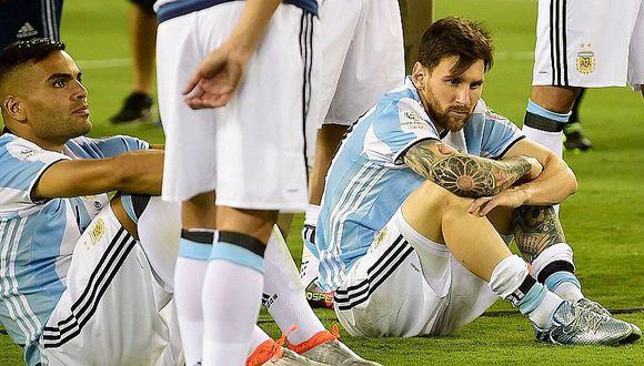 Lionel Messi: su penal fallado y el llanto de otra final perdida [VIDEO]