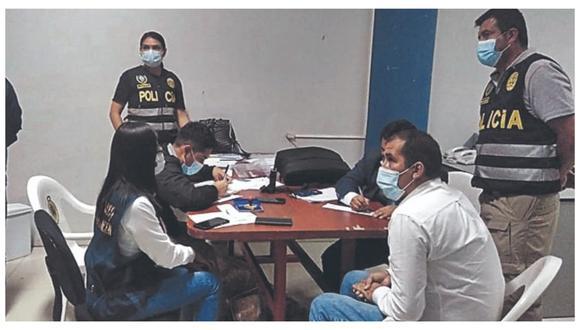 Áncash: Juan Carlos Morillo continuará encarcelado en el penal Víctor Pérez Liendo de Huaraz. (Foto: Difusión)
