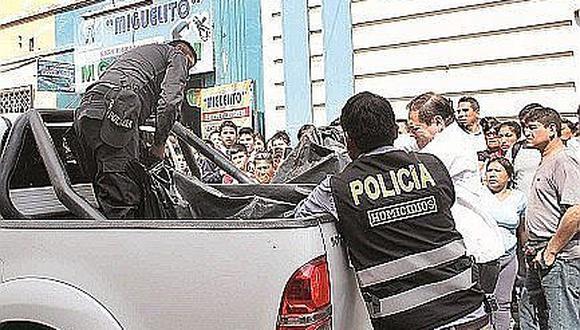 Chiclayo: amante mata a reconocido abogado porque este la dejó