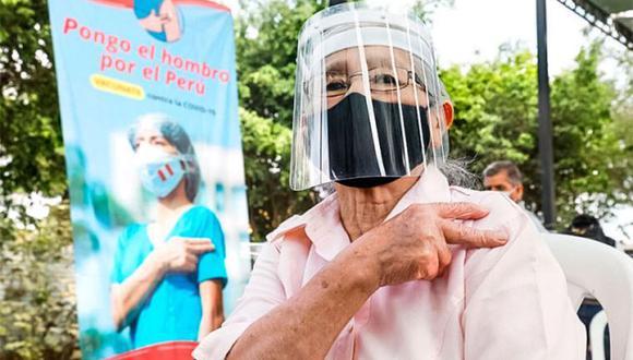 El Padrón Nacional de Vacunación forma parte de la nueva estrategia del Gobierno para inmunizar contra el COVID-19. (Foto: Andina)