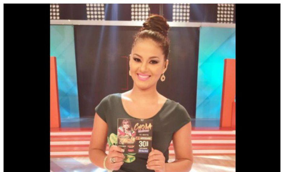 Katty García ¿Qué pensaste para ir vestida así al Miss Perú Universo? [FOTOS]