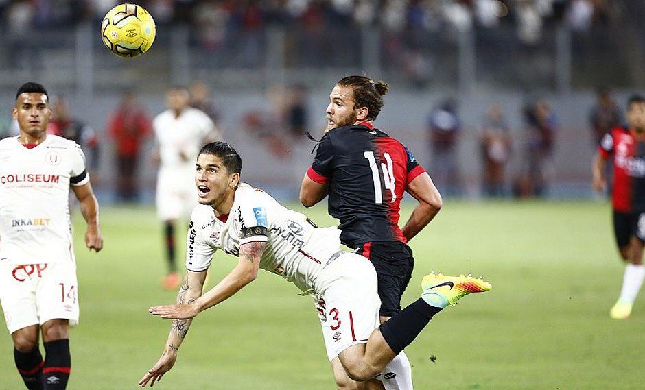 Play off: Universitario de Deportes cae 2-1 ante Melgar en partido de ida