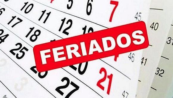 Declaran feriado no laborable compensable el lunes 24 de diciembre