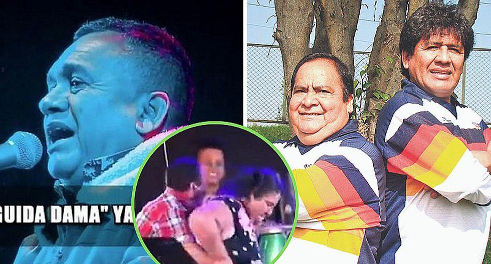 """Tony Rosado: cantante de """"Los Shapis"""" le responde fuerte y claro por inapropiada conducta"""