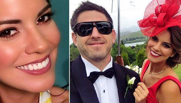 Valeria Piazza reaparece en redes sociales junto a su ex (FOTOS)