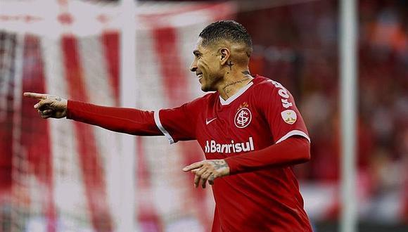 Club de Paolo Guerrero impedirá que sea convocado para próximo partido de la Selección Peruana
