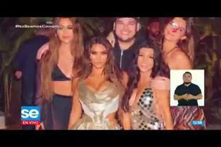 Kim Kardashian festejó sus 40 años con extravagante viaje de un millón de dólares
