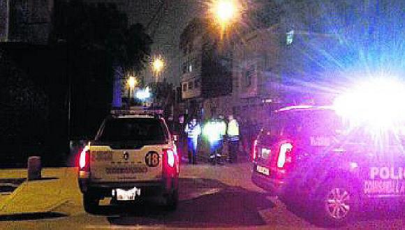 La Victoria: lanzan granada a local de serenazgo distrital durante partido de Perú