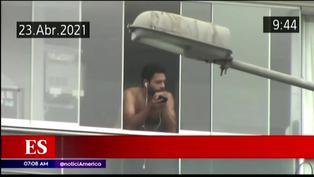 Policía Nacional del Perú captura a cabecilla de banda que asaltaba a usuarios de bancos