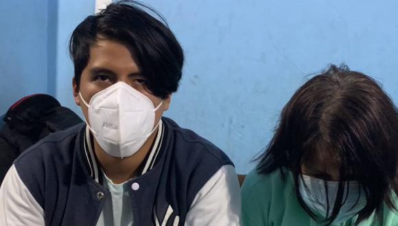 Madre e hijo fueron asaltados en la puerta de su casa. (Foto: PNP)