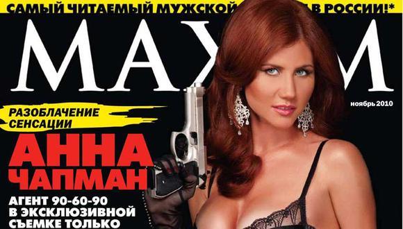 Modelo y espía rusa se vuelve conductora de programa de TV