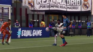 FIFA 21: Usuario recrea el gol del Real Madrid al Inter de Milán en el popular videojuego